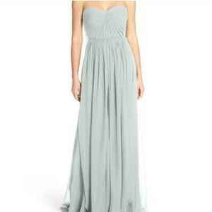 Jenny Yoo Collection Mira strapless gown size 6